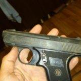Газовый пистолет. Фото 1.
