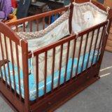 Продам детскую кроватку. Фото 1.