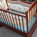 Продам детскую кроватку. Фото 2.