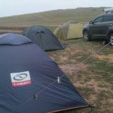 Палатка трёх местная. Фото 3. Иркутск.