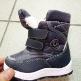 Зимние детские сапоги, ботинки. Фото 2.
