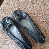 Туфли балетки. Фото 2.