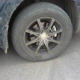 Продам шины с литьем. Фото 2.