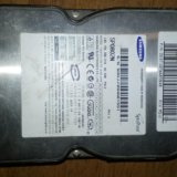 Жёсткий диск 80 гиг. Фото 4.