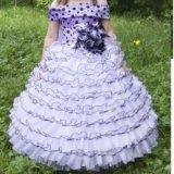 Платье для девочки 6-7лет.очень красивое. Фото 1. Улан-Удэ.