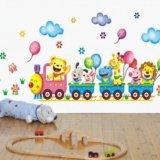 Интерьерные наклейки в детскую,паровоз,цена смех. Фото 4. Красноярск.