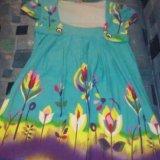 Кардиган,  туника и блуза. Фото 2.