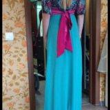 Платье в пол. Фото 3. Иркутск.