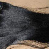 Натуральные волосы. Фото 1.