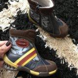 Ботинки новые р 21. Фото 3.