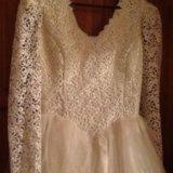 Платье свадебное. Фото 1. Рязань.