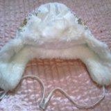 Зтмняя шапка. Фото 1.