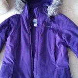 Куртка зимняя коламбиа, 128рост. Фото 1.