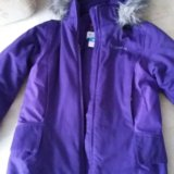 Куртка зимняя коламбиа, 128рост. Фото 2.