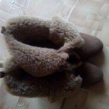 Зимние полусапожки. Фото 3. Уссурийск.