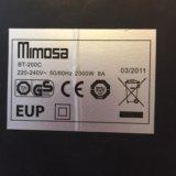 Индукционная плита minosa. Фото 2.