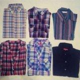 Рубашки х/б. Фото 1. Рязань.
