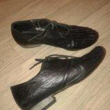 Туфли нат кожа. Фото 2.