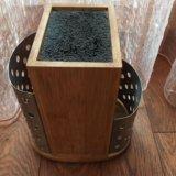 Кухонный органайзер для ножей и приборов. Фото 4.