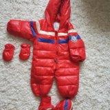 Комбинезон детский moncler. Фото 1. Хабаровск.