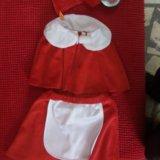 Новогодний костюм красная шапочка. Фото 1. Новокузнецк.