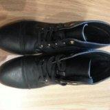 Ботиночки кожа. Фото 2.