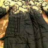Куртка зимняя для беременных. Фото 1.