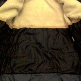 Куртка зимняя для беременных. Фото 4.