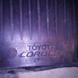 Коврик в багажник. Фото 1.
