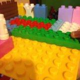 Lego duplo коврик. Фото 2.