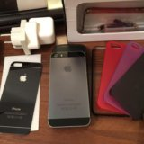 Iphone 5 32gb black. Фото 2.