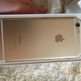 Iphone 6 gold. Фото 1.