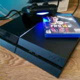 Playstation 4 ( ps4 ) в отличном состоянии. Фото 1.