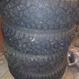 Зимние шины. Фото 4.