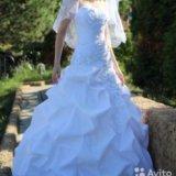 Красивое свадебное платье. Фото 1. Глазов.