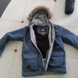 Куртка сноубордическая quicksilver. Фото 1.
