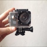 Action camera аналог go pro. Фото 1.