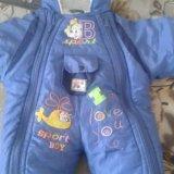 Курточка со штанами 400 комбенизон 500. Фото 3. Кемерово.