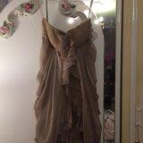 Вечернее , выпускное платье 42-44. Фото 1.
