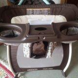 Кровать манеж graco silhouette. Фото 2.