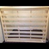 Каркас двуспальной кровати 200/160/40 см. Фото 2.