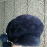 Норковая шапка. Фото 3.