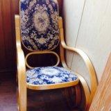 Кресло-качалка. Фото 1.