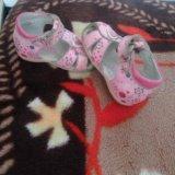 Обувь детская-20,21,22р. Фото 2.