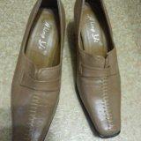 Туфли р. 35 новые. Фото 1.