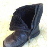Зимние ботинки для мальчика. Фото 1.