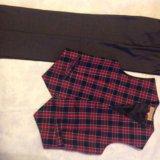 Жилет и брюки на выпускной для мальчика. Фото 1.