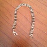 Золотой женский браслет. Фото 1.