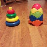 Шарики + 2 пирамидки. Фото 2.