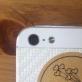 Apple айфон 5 рабочий можно на запчасти. Фото 1.